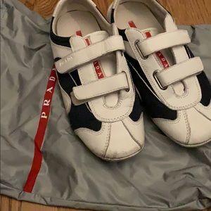 Prada shoes for boys